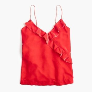 NWOT J. Crew Going Out Top